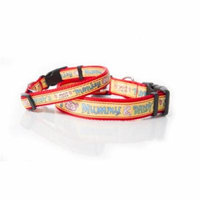 Heads Up for Tails HUFTCLH080 Much Loved Monkey Dog Collar, Medium