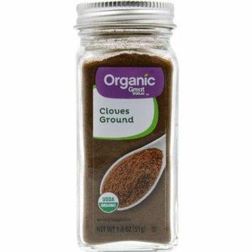 Great Value Organic Cloves Ground, 1.8 oz