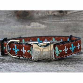 Diva Dog UBS212 Napoleon Dog Collar- Extra Small Sized