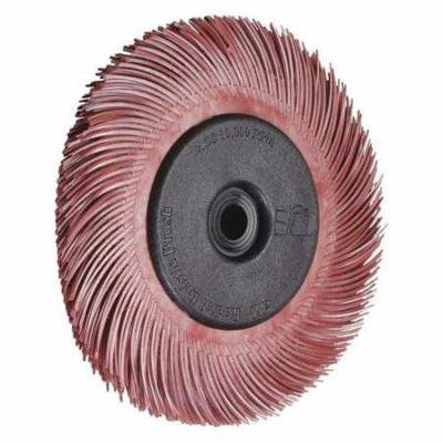 SCOTCH-BRITE Radial Bristle Brush,TC,7-5/8x1,220G,PK 61500189479