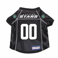 Dallas Stars Dog Pet Premium Hockey Jersey SMALL