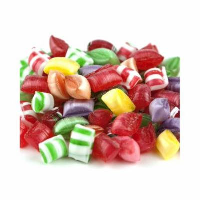 Christmas Rainbow Gems miniature fruit hard candy 5 pounds