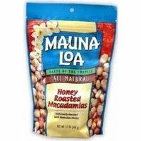 Hawaiian Gift Basket Mauna Loa Macadamia Nuts Honey Roasted 4 Bags