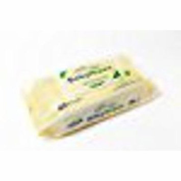 Baby Wipes Soft-pack Flip-top, with Aloe 80/pack Size 5.9