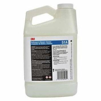 3M 51A Shower Cleaner,White,Bottle,0.5 gal. G6212011