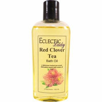 Red Clover Tea Bath Oil, 4 oz
