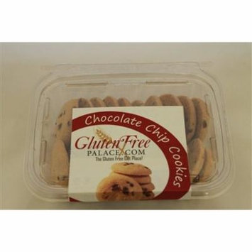 GlutenFreePalace.com Chocolate Chip Cookies, 6 Oz. [6 Pack]