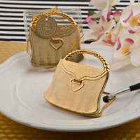 40 'Elegant Reflections' Collection Gold Purse Compact Mirror