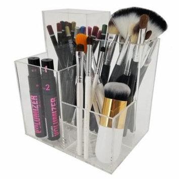 OnDisplay Sky Rotating Acrylic Cosmetic/Makeup Organizer Tray