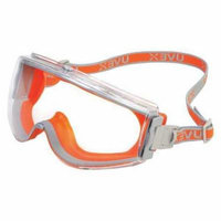 UVEX BY HONEYWELL S39630HS Safety Goggles,Clear Lens,Universal Size G9184187