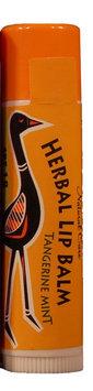 Emu Oil Herbal Lip Balm Fresh Tangerine Mint SPF 18 emulate Natural Care .15 oz Stick