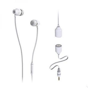 DoubleSight Displays Snap Jack Ear Buds 2 pk White