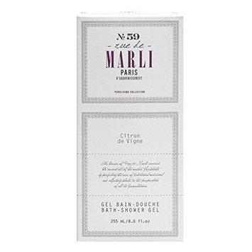 RUE DE MARLI Shower gel, M59-SG, 8.62 Fluid Ounce