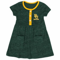 Infant Girls' Baylor University Bears Dress Baby Clothes