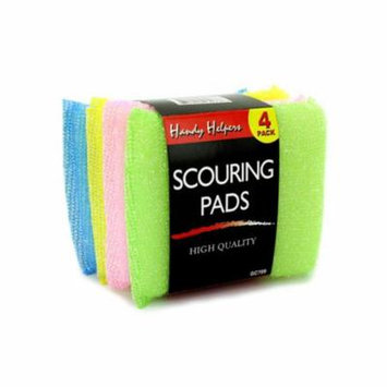 Bulk Buys GC709-96 Scouring Pad Set