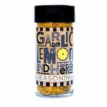 Captain Redbeard's Garlic Lemon and Herb Seasoning