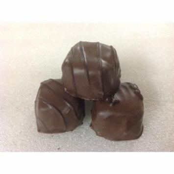 Asher's Vanilla Caramel Milk Chocolate Candy Caramels 1 pound