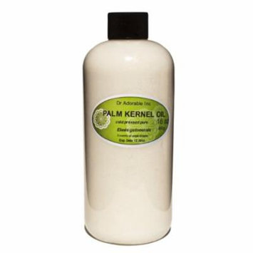 Palm Kernel Oil Pure Cold Pressed Organic 16 Oz / 1 Pint