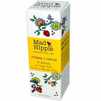 Mad Hippie Skin Care Products, Vitamin C Serum, 8 Actives, 1.02 fl oz (pack of 1)