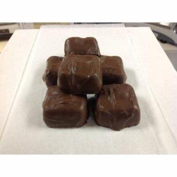 Asher's Jumbo Vanilla Marshmallow Milk Chocolate Candy 1 pound