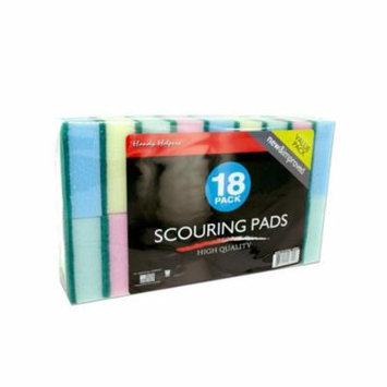 Bulk Buys HR245-24 Scouring Pad Value Pack