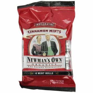 Newman's Own Organics, Mints, Og2, Cinn, Indiv, Bulk, 11 LB
