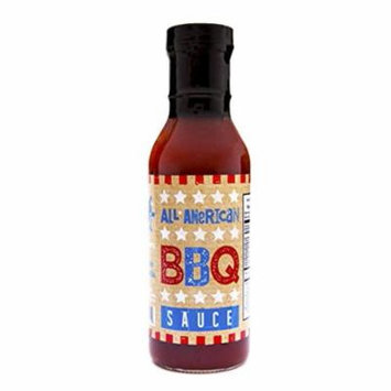 Captain Redbeard's All American BBQ Sauce