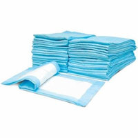 Dog Puppy 17x24 Pet Housebreaking Pad, Pee Training Pads, Underpads - 50 Count