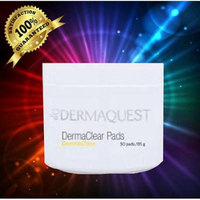 Dermaquest DermaClear Pads 50pads NEW FAST SHIP-04