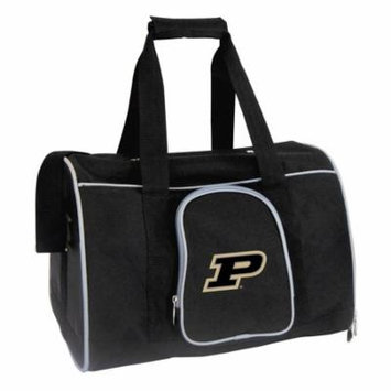 NCAA Purdue Boilermakers 16 in. Premium Pet Carrier