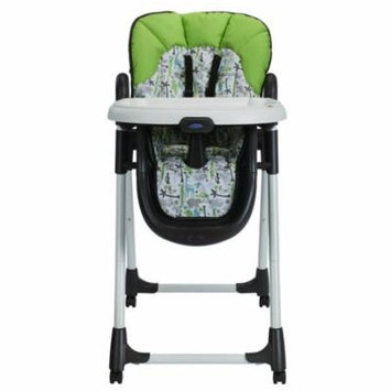 Graco Meal Time High Chair Zoofari, Brown