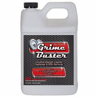 Grime Buster Industrial Strength Cleaner Degreaser and Stain Remover 1 Gallon