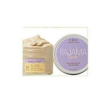 Farmhouse Fresh Pajama Paste Yogert Oat Honey Face Mask