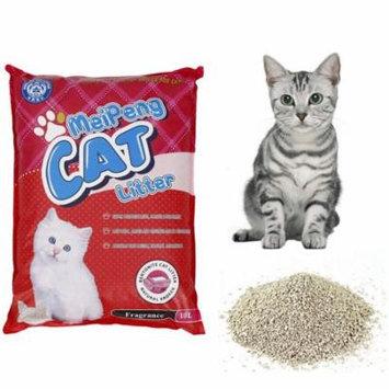 10L*2 Cat Litter Natural Quick Clumping Cat Litter SPPYY