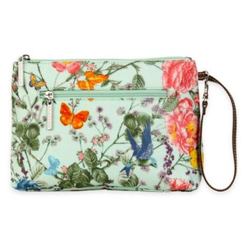 Kalencom Diaper Bag Clutch Springtime - Kalencom Diaper and Baby Accessories