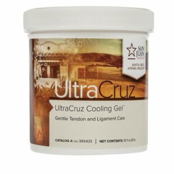UltraCruz Cooling Gel for Horses, 16 oz