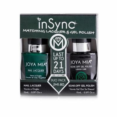JOYA MIA® InSync® JMI-80 Perfect matching gel and nail polish Duo Set