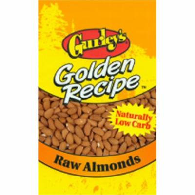 07628 2 Oz Raw Almonds(3.75Oz), Gurley'S Foods, PACK_8, BAG, Naturally. Low carb