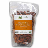 Kevala, Organic Raw Whole Cacao Beans, 16 oz(pack of 1)
