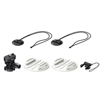 Sony - Board Mount For Sony Action Cam - Black/white