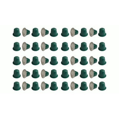 Crucial Coffee 100 High Performance Coffee Capsules for Use in Most Nespresso Machines, The Morning Grind
