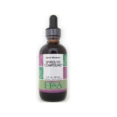 Herbalist & Alchemist Spirolyd Compound 2 oz