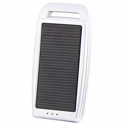Concept Green Energy Solution Inc. CGS1250-S 0.5-Watt Solar Panel 1250mAh Battery Solar Charger, Silver
