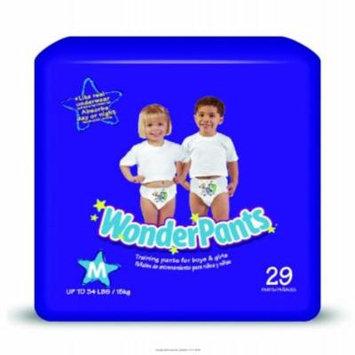 WonderPants Training Pants, Wonderpants Trng Pant 2T 3T, (1 CASE, 116 EACH)