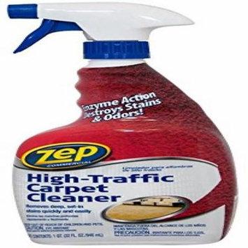 Zpe ZUHTC32 High Traffic Carpet Cleaner, 32 oz. Spray Bottle
