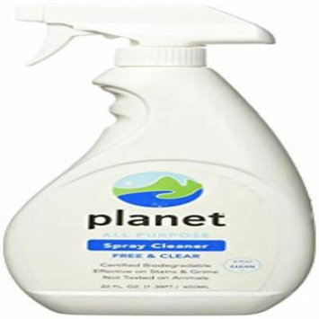 Planet All Purpose Spray Cleaner - 22 oz