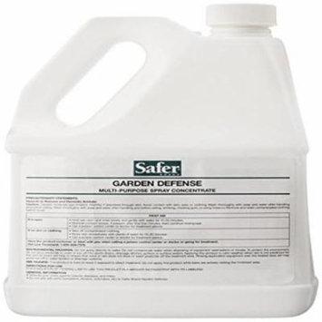 Safer Brand 98424GAL Garden Defense Concentrate Pest Control, 1-Gallon