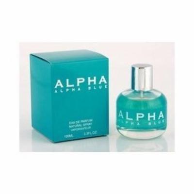 Alpha Blue Perfume for Women 3.3 oz Eau De Parfum Spray