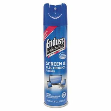 Endust for Electronics - Multi-Surface Anti-Static Electronics Cleaner, 8oz Aerosol 096000 (DMi EA