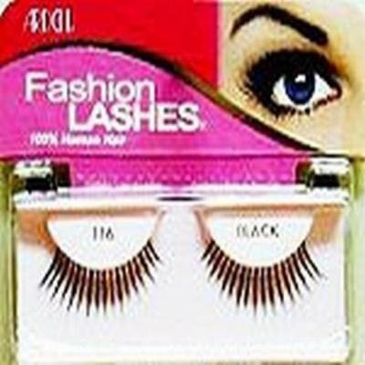 Ardell Fashion Lashes #116 Black (4-Pack)